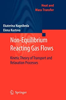 Non-Equilibrium Reacting Gas Flows: Kinetic Theory of Transport and Relaxation Processes