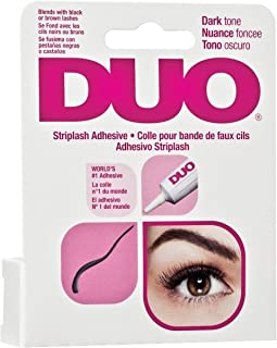 SWEETPEA Duo Dark Tone Eyelash Adhesive Glue (0.18oz/5g)