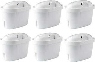 Aqualogis Ultra+ Cartouche Filtrante, Compatible avec Maxtra+ Maxtra Style Jug Marella Cool Mavea Elemaris XL Dafi Unimax (6)