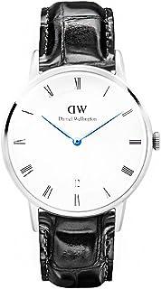 [ダニエルウェリントン]Daniel Wellington 腕時計 ダッパー レディン/シルバー 38mm 革ベルト DW00100108 メンズ【並行輸入品】