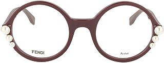 نظارات نسائية من فيندي ريبونز آند بيرل نطقة تركيز 0298 لون بنفسجي