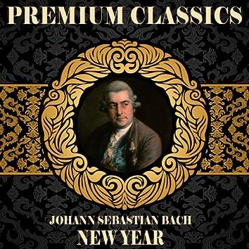 Johann Sebastian Bach: Premium Classics. New Year