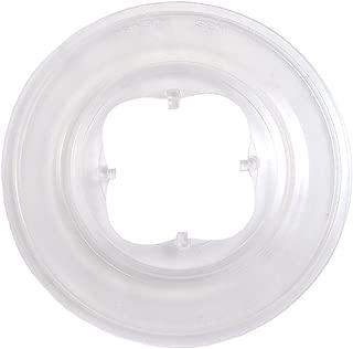 SHIMANO Freehub Spoke Protector 26-30 Tooth, 4 Hook, 32 Hole Clear Plastic