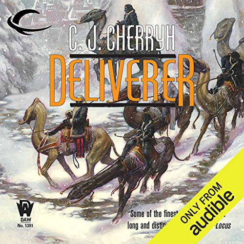 Deliverer     Foreigner Sequence 3, Book 3               By:                                                                                                                                 C. J. Cherryh                               Narrated by:                                                                                                                                 Daniel May                      Length: 11 hrs and 53 mins     431 ratings     Overall 4.7