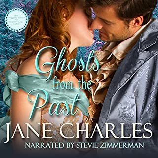 Ghosts from the Past     Wiggons' School for Elegant Young Ladies              By:                                                                                                                                 Jane Charles                               Narrated by:                                                                                                                                 Stevie Zimmerman                      Length: 7 hrs and 37 mins     7 ratings     Overall 4.3