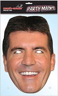 M'margaret Simon Cowell Celebrity Mask