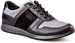 Cabani Bağcıklı Günlük Erkek Ayakkabı Siyah Süet