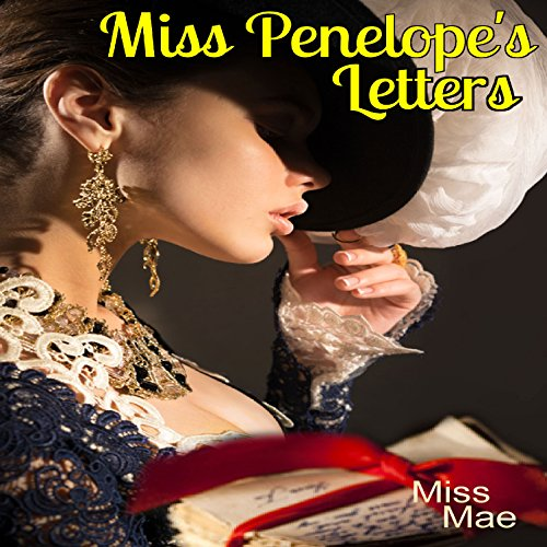 Miss Penelope's Letters audiobook cover art