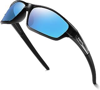 Polarized Sports Sunglasses for Men Women Driving Fishing...