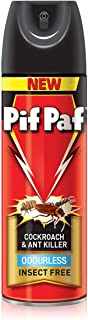 Pif Paf Crawling Insect Killer Odorless, 300ml