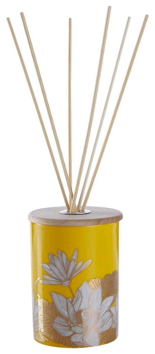 縫う肥沃なそれからDEICA デイカコウドウ 泥華香堂 アロマフレグランスディフューザー 睡蓮(リードディフューザー)
