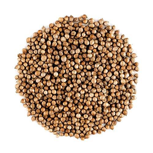 Cilantro Semillas Orgánico Culantro Semilla - Coriander Especia Culinaria 200g