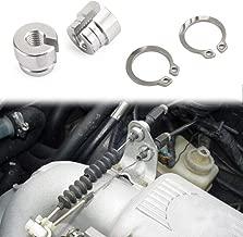 Billet Aluminum Throttle Bushing for BMW E30 E34 E28 E39 E36 M20 M30 M50 S14 M60 Throttle Cables Bushings Car Parts