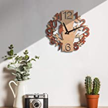 Gift garden Wood Analog Clock - Wall Clocks