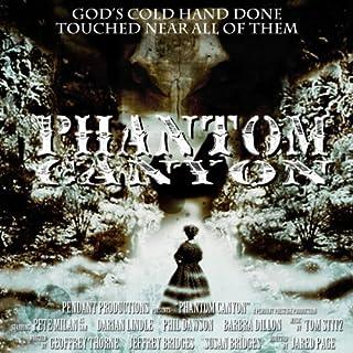 Phantom Canyon audiobook cover art