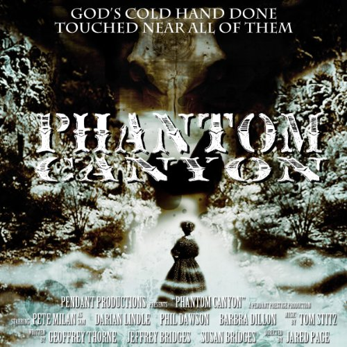 Phantom Canyon audiobook cover art