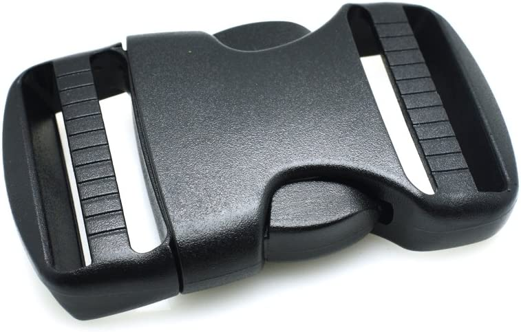 10pcs 1 inch 25mm Hight Quality Belt Plastic Release Fixed price for sale specialty shop Buckle Side