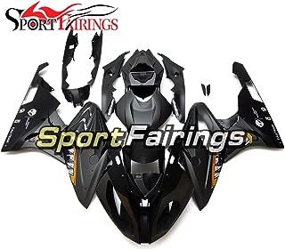 SportFairings ABS Plastics Injection Motorcycle Fairing Kits For BMW S1000RR Year 2015 2016 Grey Shark Cowling Bodywork