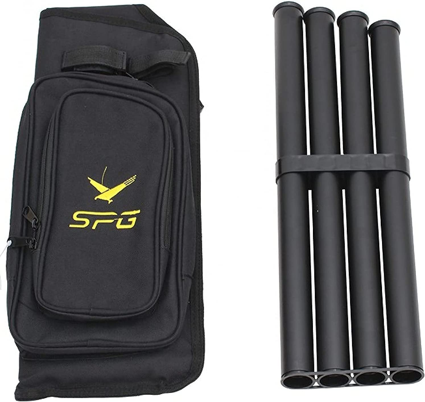 SPG Archery Arrow Quiver 4 for Adju 2021 spring and summer new Holder Cheap mail order specialty store with Tube