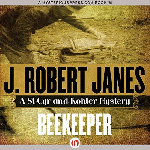 Beekeeper audiobook cover art
