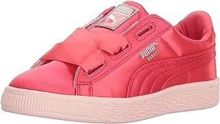 PUMA - Chaussures Pre-School Basket Heart Tween