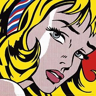 Roy Lichtenstein - Girl With Hair Ribbon, 1965
