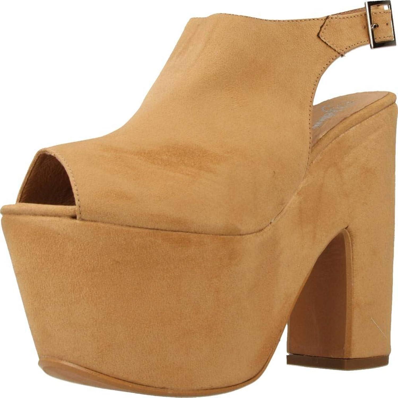 Damen Damen Damen Sandalen, Farbe Hellbraun, Marca Gelb, Modelo Damen Sandalen Gelb Addiction Hellbraun  46d445
