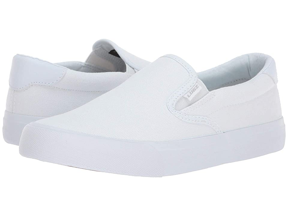 Lugz Clipper (White) Women