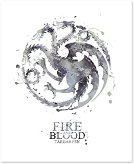 Best house targaryen poster Reviews