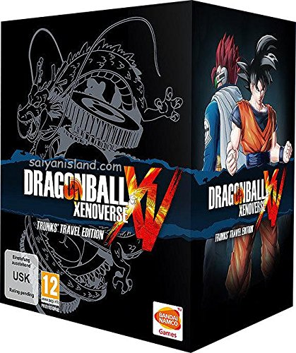 Dragon Ball: Xenoverse - Trunk's Travel Edition