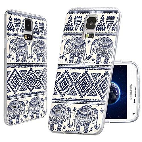 size 40 b090c 38506 Girly Galaxy S5 Case: Amazon.com