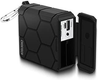 CHOETECH 5200mAh Cargador Portátil Batería Externa PowerBank para GoPro HERO4,iPhone 8/8 Plus,iPhone X,iPhone 7,Samsung S8 /S8 Plus, iPad, LG, HTC, Lumia y mas