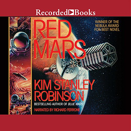 Red Mars Audiobook By Kim Stanley Robinson cover art