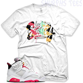 T Shirt for Jordan 6 Hare 2020
