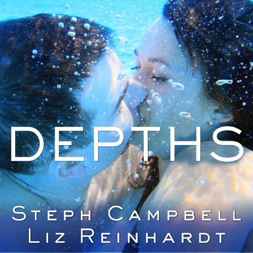 Depths audiobook cover art