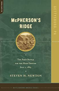 McPherson's Ridge: The First Battle For The High Ground, July 1, 1863 (Battleground America Guides)