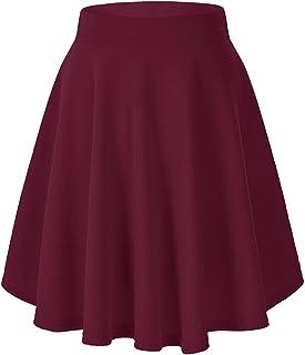 7bf8e5161 Amazon.es: Minifaldas Plisadas - XL / Mujer: Ropa