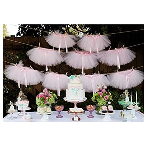 a869418c9729 Tutu Baby Shower Decorations  Amazon.com