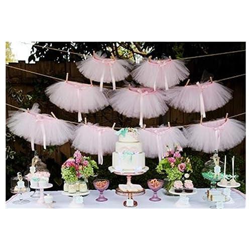 Tutu Baby Shower Decorations Amazoncom