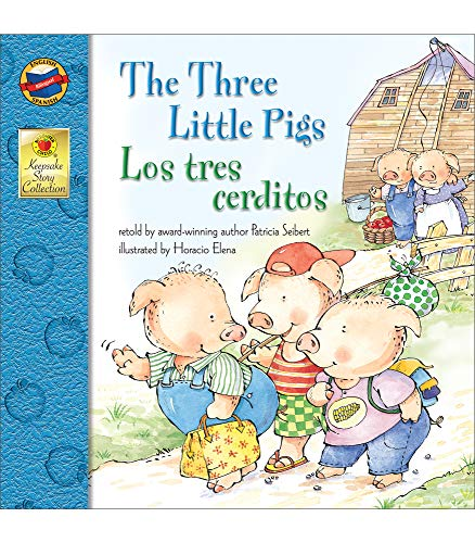 The Three Little Pigs/Los Tres Cerditos Brighter Child: