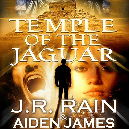 Temple of the Jaguar audiobook cover art
