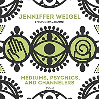 Mediums, Psychics, and Channelers, Vol. 2 cover art