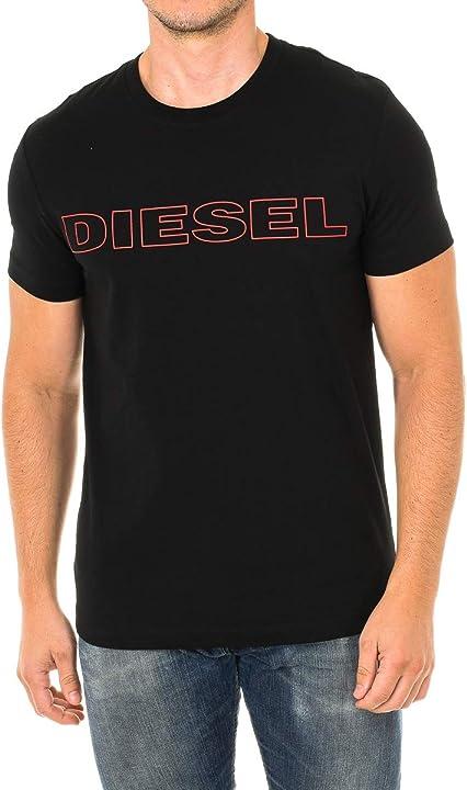 T-shirt uomo diesel umlt-jake 00CG460QAZN8MG