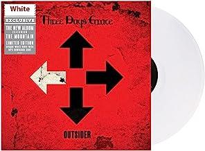 Three Days Grace- Outsider Exclusive White Vinyl