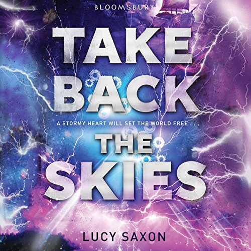 Take Back the Skies audiobook cover art