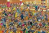 Gtfzjb Rompecabezas 500 Piezas para Adultos Calmante para El Estrés Paisaje DIY Juguetes Coloridos Juegos Educativos Arte Difícil para Hombres Y Mujeres