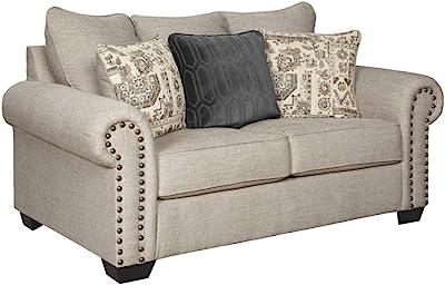 Amazon.com: XINTONGDA Sofás para salón – Sofá de tela simple ...