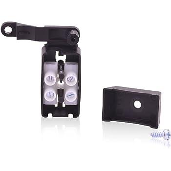 Kabelverbinderbox 24A 450V T100 Verbinderbox in wei/ß