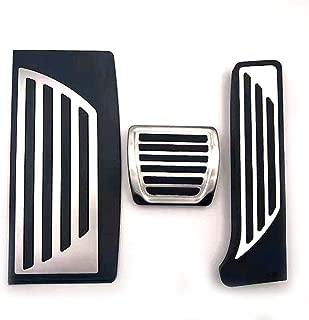 per Mercedes Benz AMG CES GLC GLK SLK CLS SL Classe W203 W222 W213 W205 W204 W211 W212 W210 X204 W218 ZJHYSDQ Pedale Antiscivolo modificato Pedale acceleratore Freno Auto