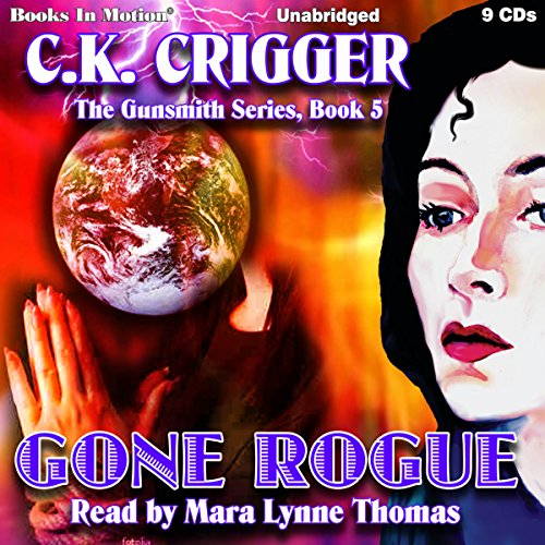 Gone Rogue audiobook cover art